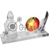 Фотокристалл УФ YH041 - Подставка для ручки БУДДА 90х180х50мм