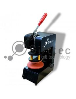 Термопресс тарелочный Gifttec MASTER, 12.5см, электронное управление WL-13D