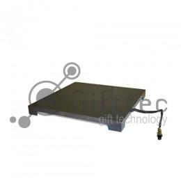 Нагревательный элемент плоский 38х38см START/MASTER, WL-13D
