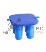 Пресс-форма на 4 рюмки (для 3D вакуумного термопресса ST-3042)