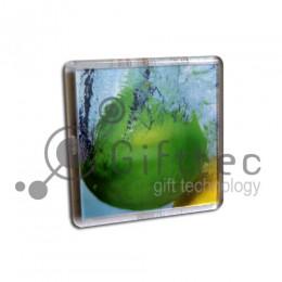 Фотомагнит квадратный 56x56мм (упаковка 25шт)