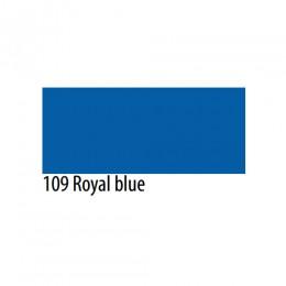 Термоплёнка Chemica firstmark полуматовая  для изделий из хлопка, п/э, акрила, синяя, 50х100см