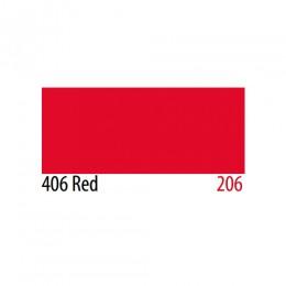 Термоплёнка Chemica hotmark матовая для изделий из хлопка, п/э, акрила, красная, 50х100см