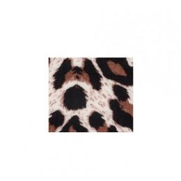 Термоплёнка Chemica hotmark fashion матовая для изделий из хлопка, п/э, акрила, леопардовая, 50х100см