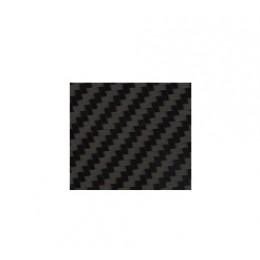 Термоплёнка Chemica hotmark fashion для изделий из хлопка, п/э, акрила, 3D-фактура, чёрный карбон, 50х100см