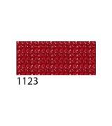 Термоплёнка Chemica bling-bling star для изделий из хлопка, п/э, акрила, с эффектом фактурных зеркальных блёсток, красная, 50х100см