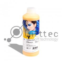 Сублимационные чернила для Epson Piezo, 1л, Yellow